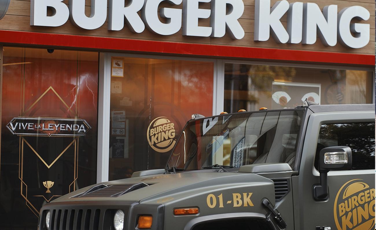 Burger King Worlds 2019