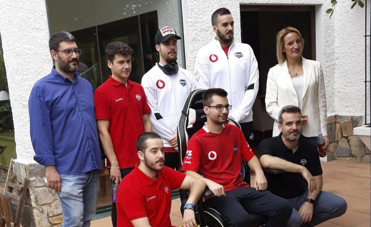 Vodafone Giants Gaming House