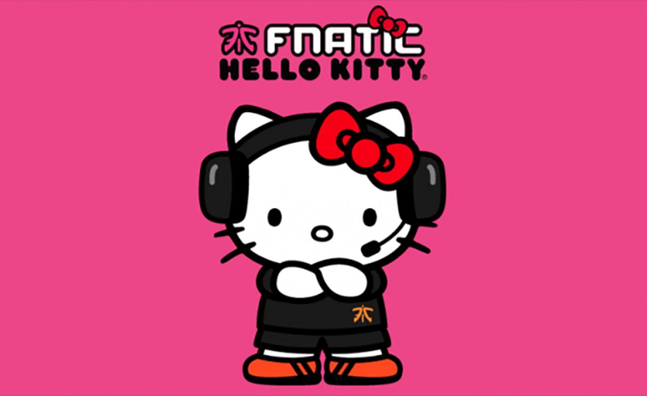 Fnatic Hello Kitty