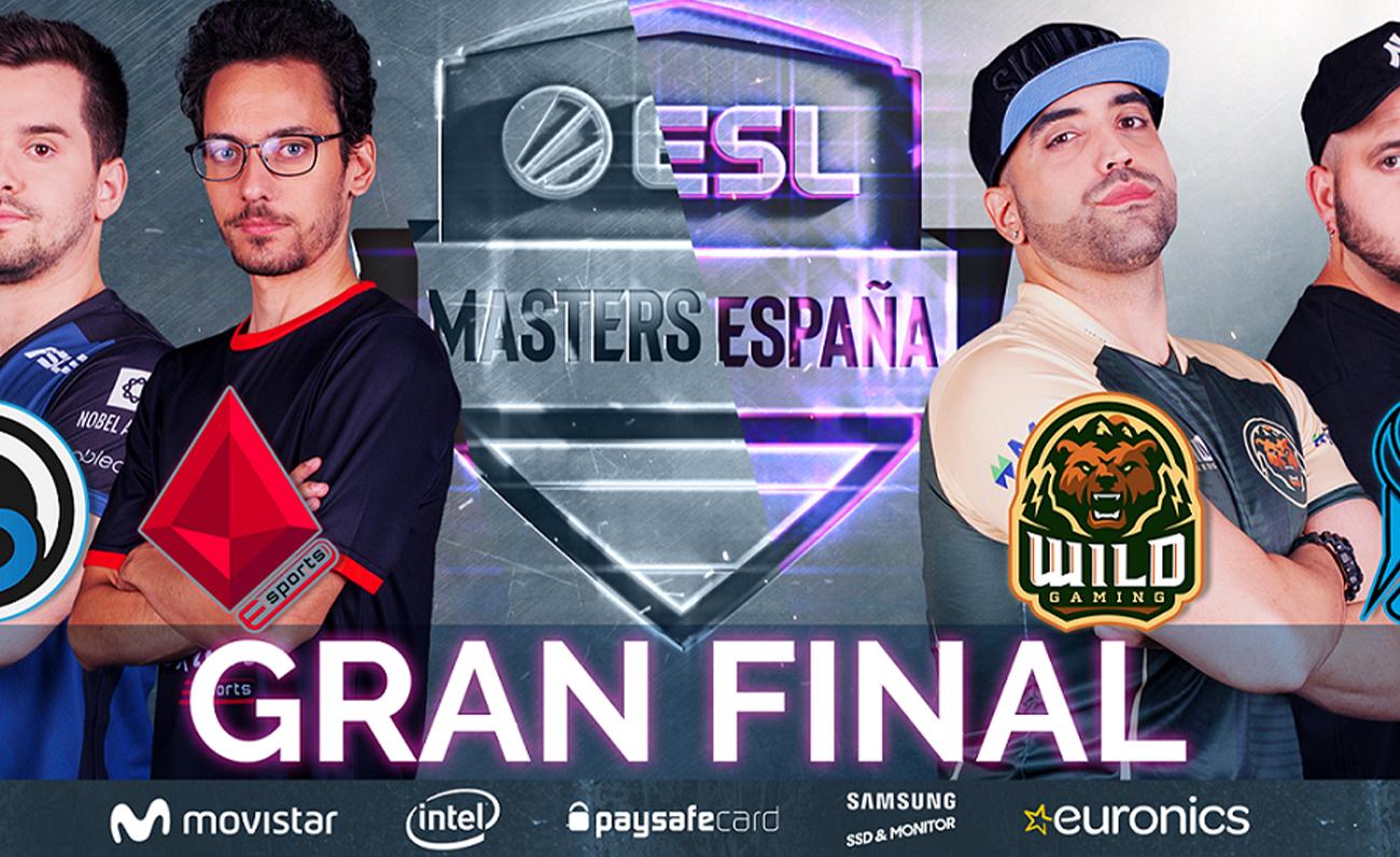 ESL Masters Madrid