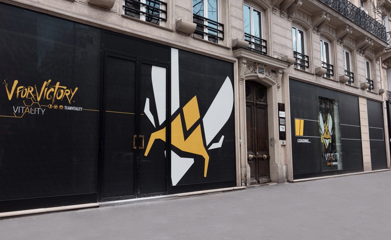 Team Vitality Headquarters