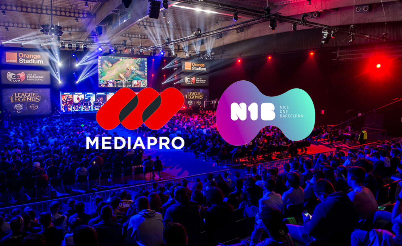 Nice1Barcelona Mediapro