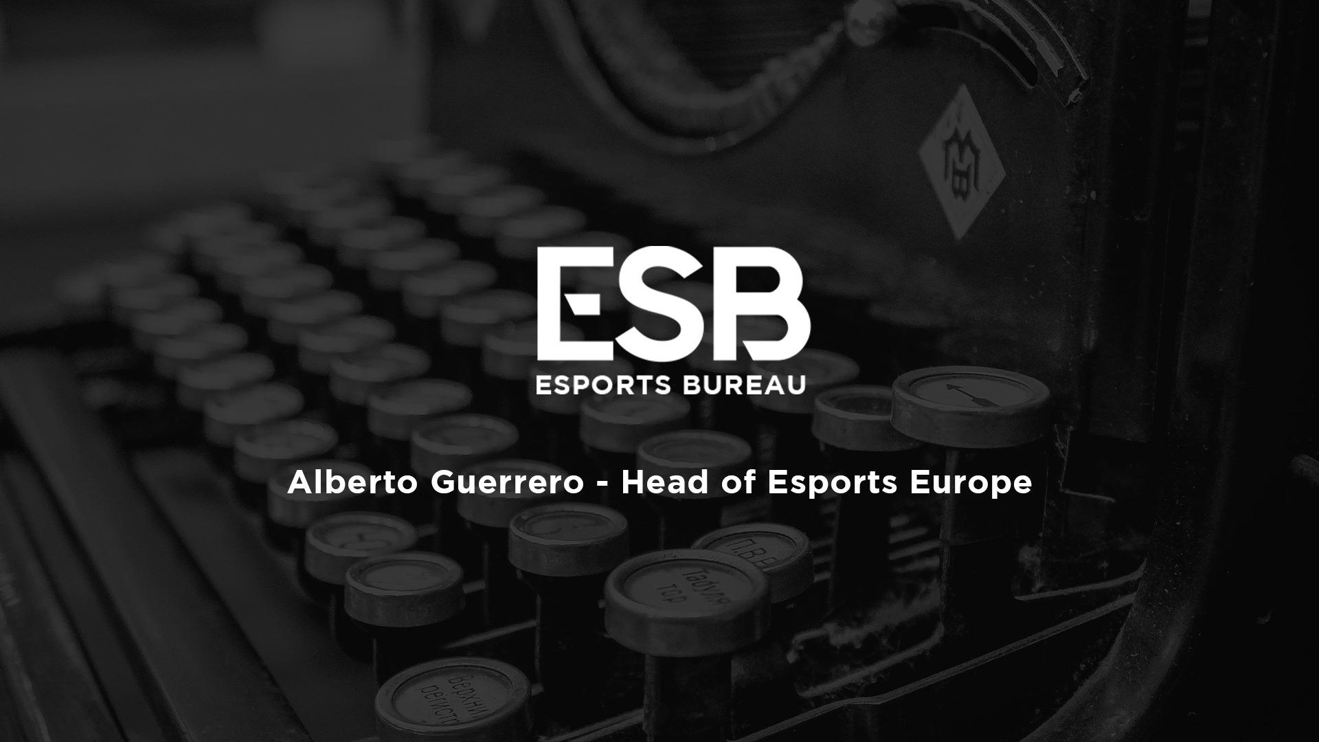 Entrevista Alberto Guerrero