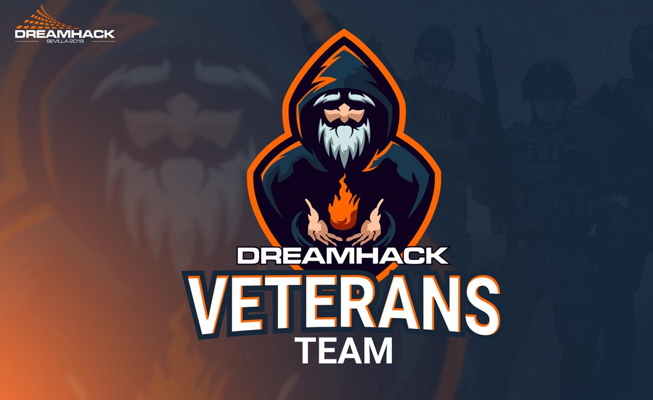 Dreamhack Sevilla elegirá a los integrantes del primer equipo de esports nacional de la tercera edad, Veterans Team
