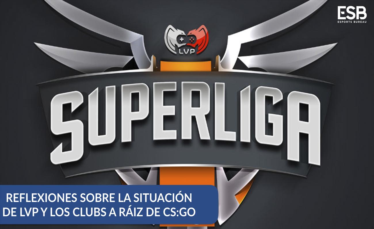 LVP CSGO Clubs