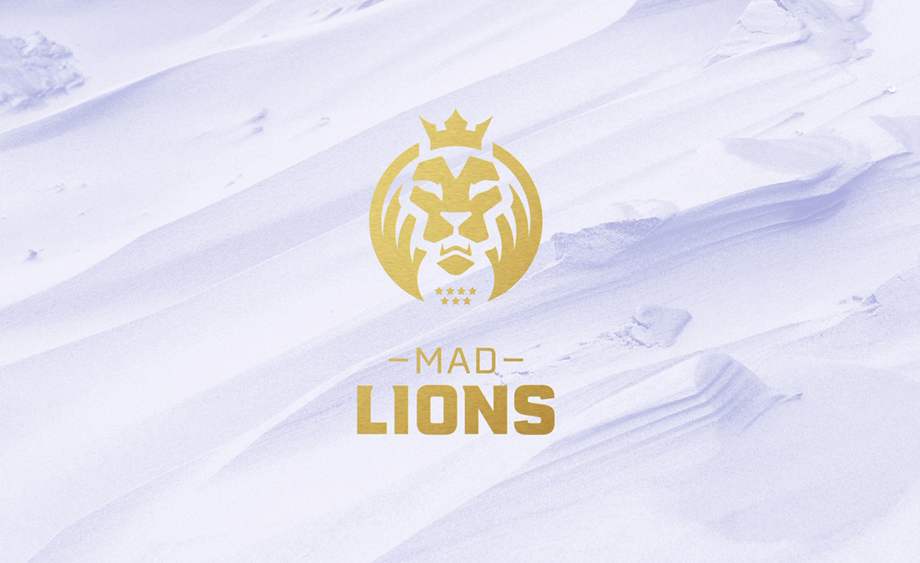 Ya es oficial: MAD Lions E.C. será equipo de LEC a partir de febrero y presenta el rebranding de su  logo