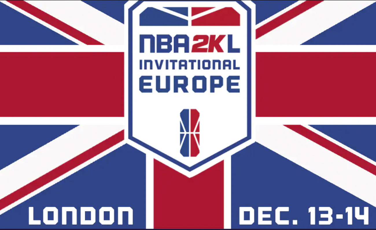 NBA 2K League European Invitational