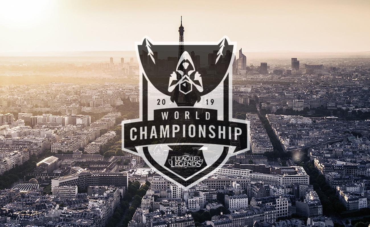 Worlds 2019 Paris