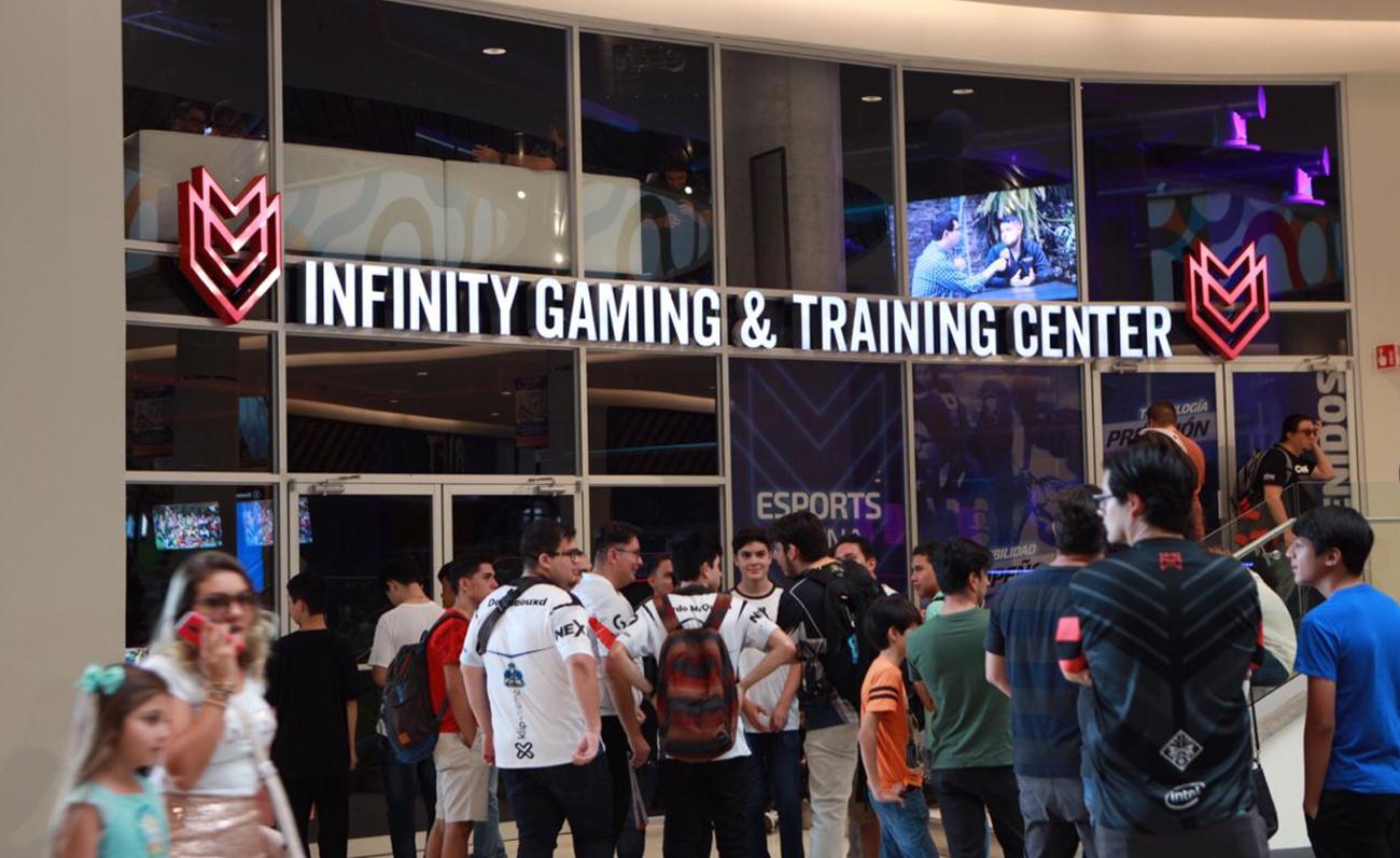 Infinity Esports Center
