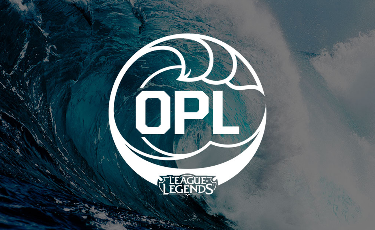 OPL Oceanic Pro League Riot Games
