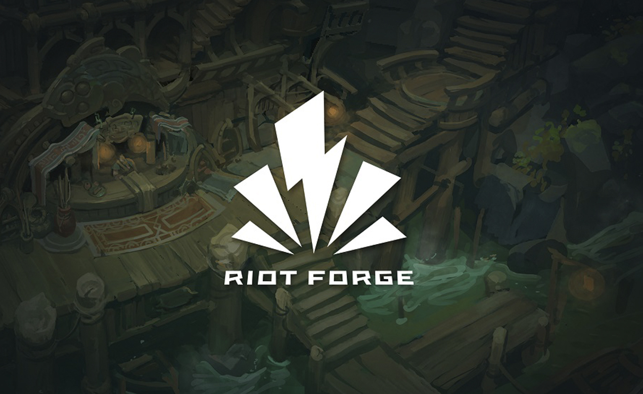 Riot Forge ID