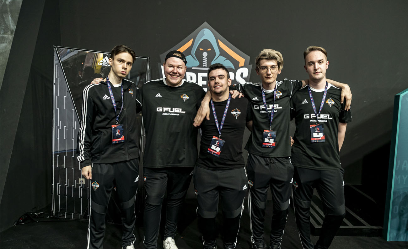 Team HEretics G2 Esports