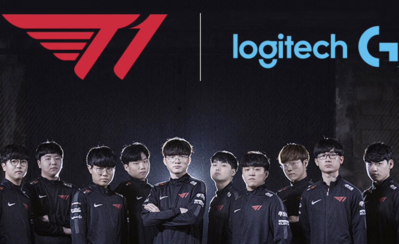 Logitech T1