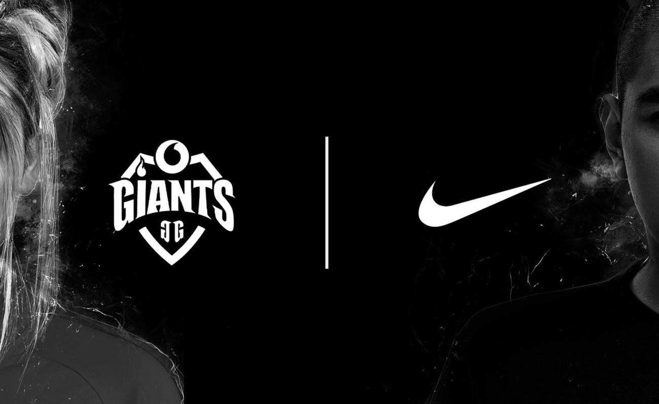 Giants Nike