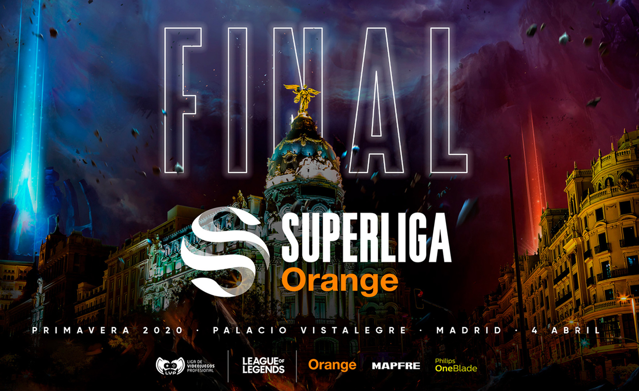 Superliga Orange Lol Vistalegre