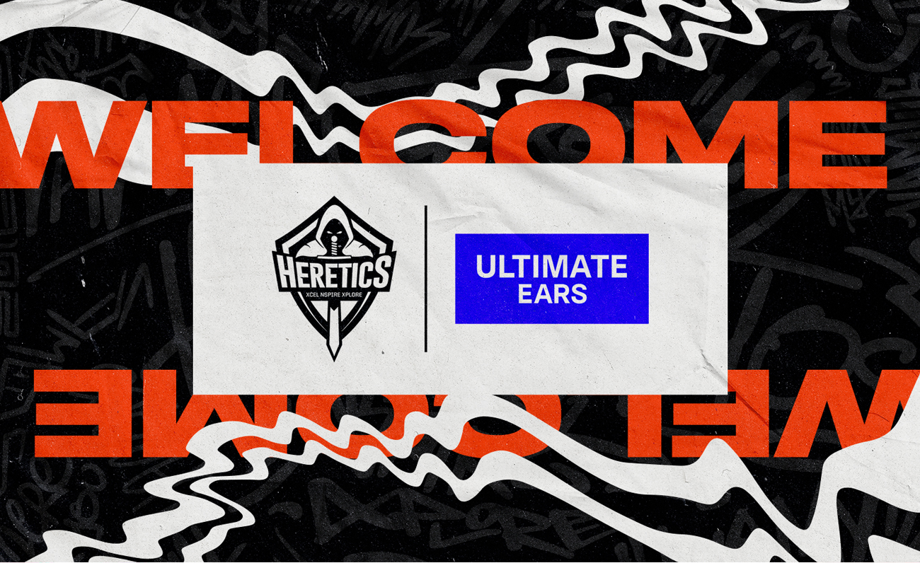 Team HEretics Ultimate Ears
