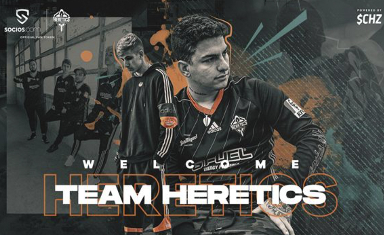 Team Heretics Fan Token
