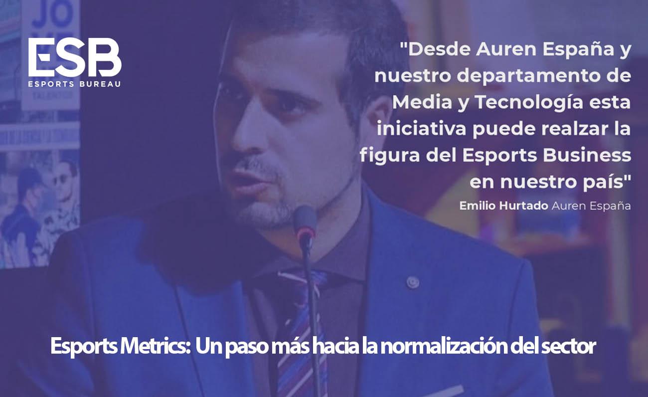 Emilio Hurtado EsportsMetrics