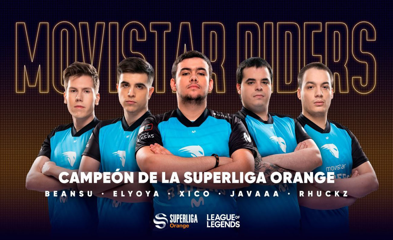 La final de Superliga Orange LoL del split de verano pincha y no logra crecer en audiencia