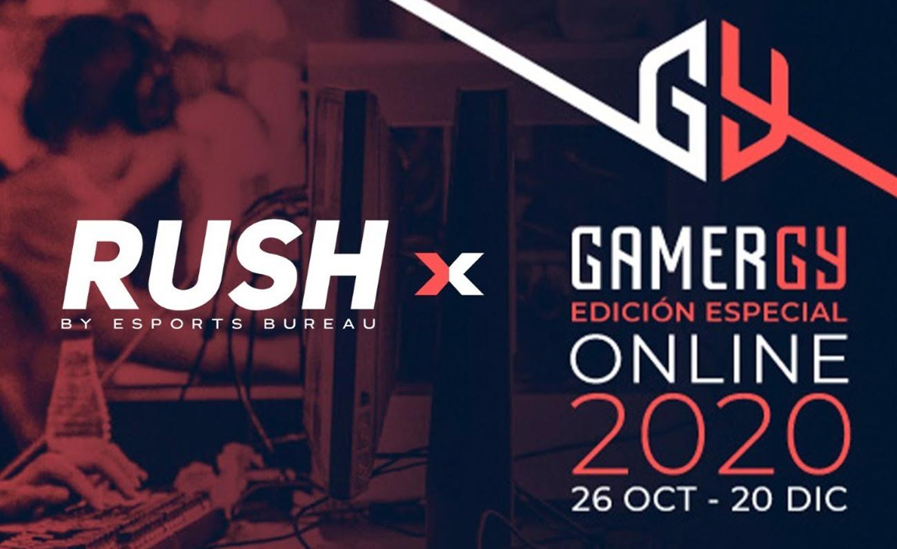 RUSH _ GAMERGY