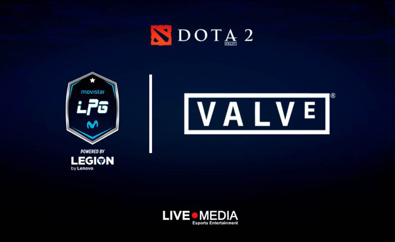 Valve Movistar Liga Pro Gaming