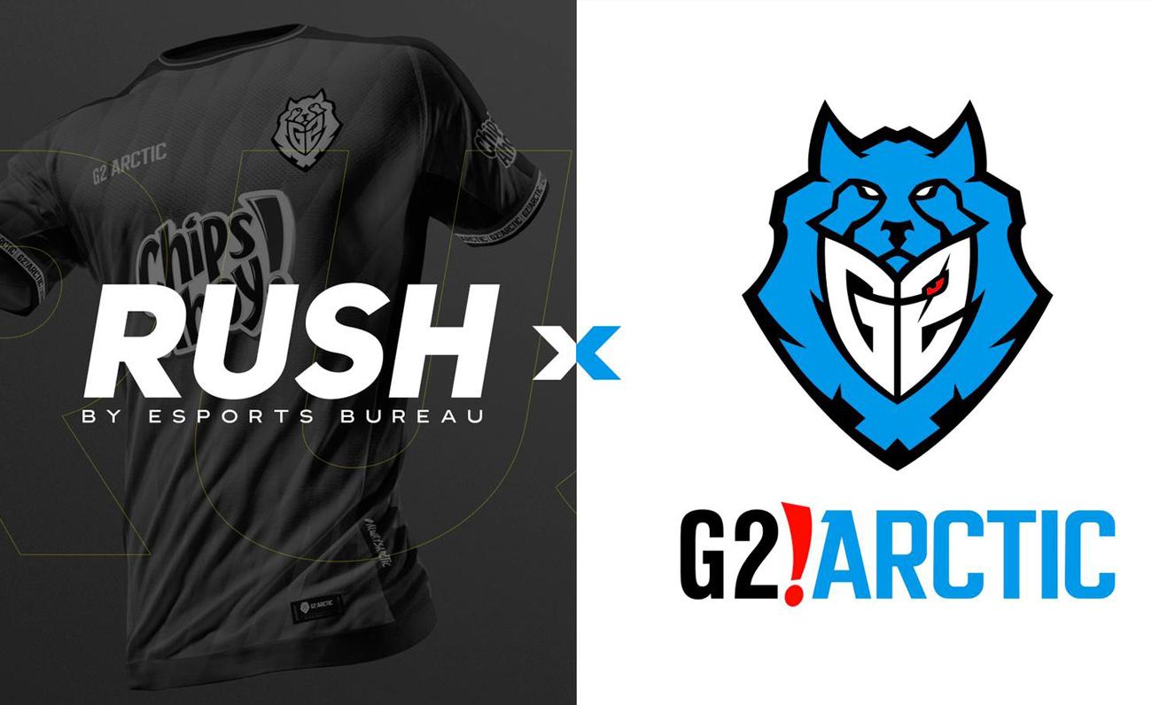 RUSH 2×020: Nos visita G2 Arctic para hablar de sus Irrechipstible Games y mucho más