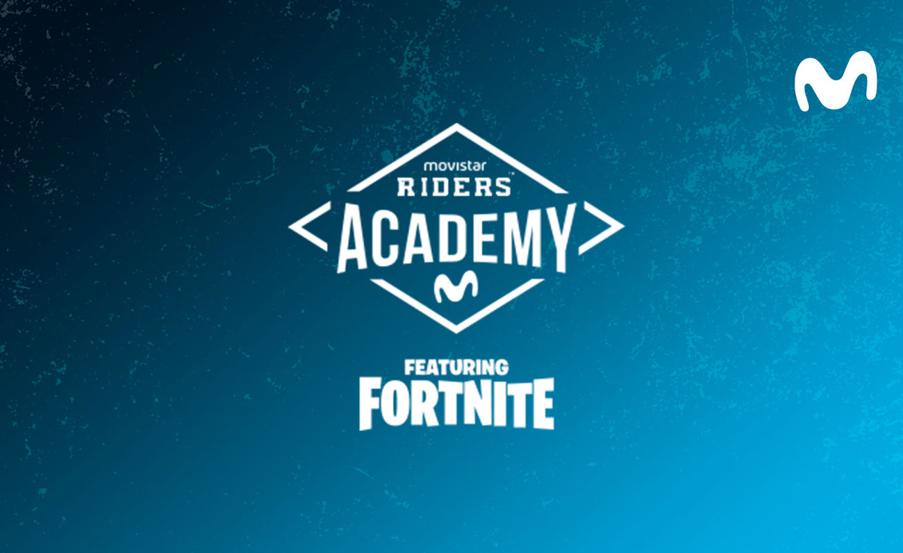 Movistar Riders Academy Fortnite