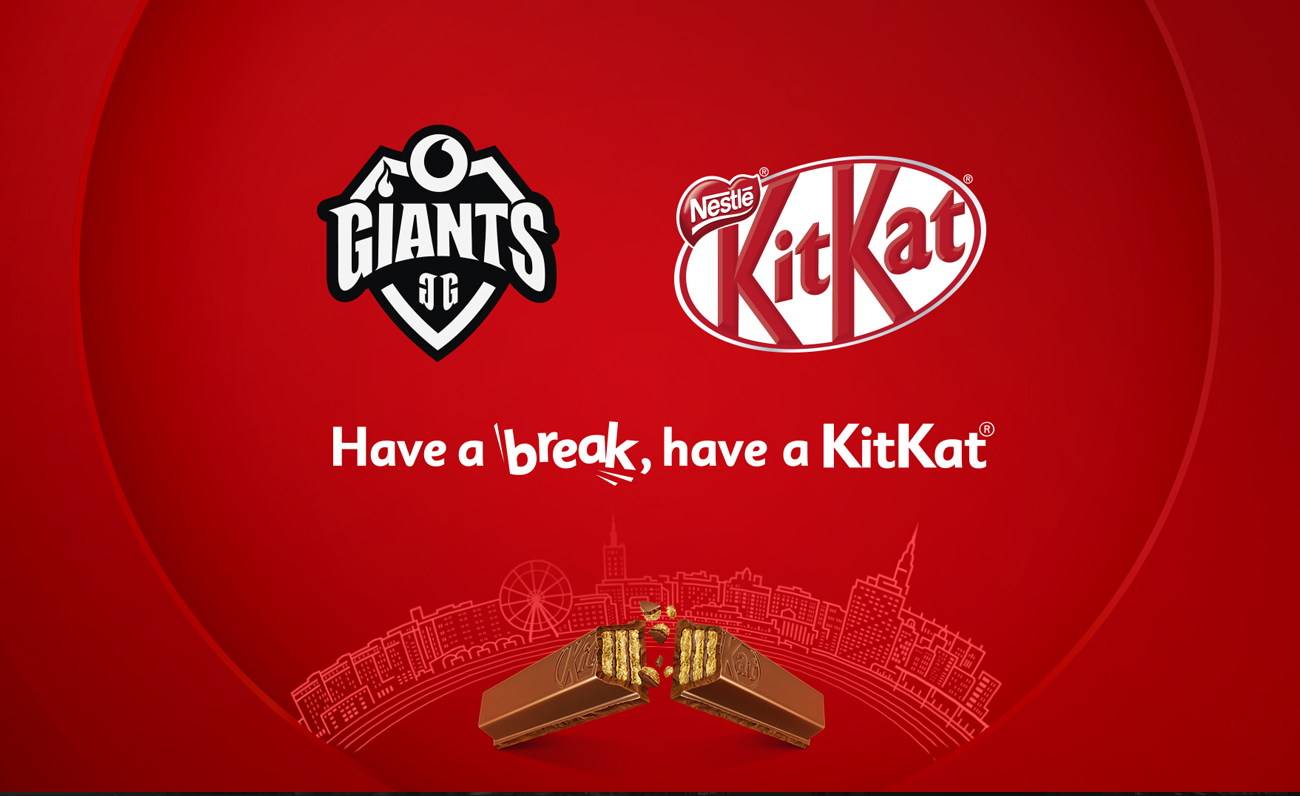 Kitkat Vodafone Giants