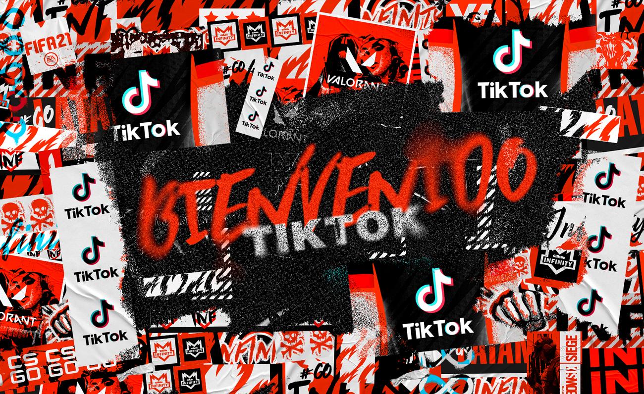 TikTok Infinity Esports